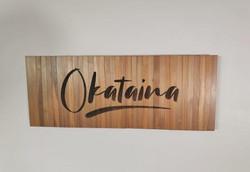 Okataina Coat Panel