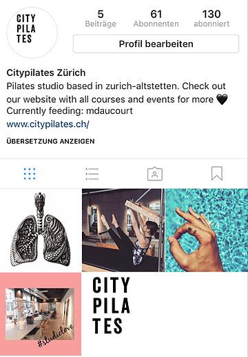 Wir sind auch auf Instagram!