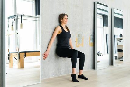 Die Pilates 20-Sekunden-Übung für zu Hause