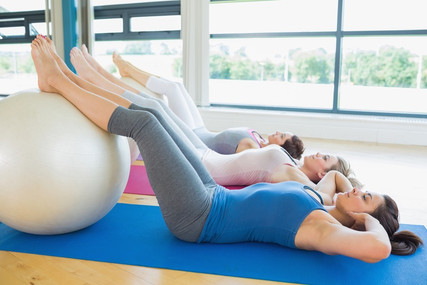 Pilates bei körperlichen Einschränkungen