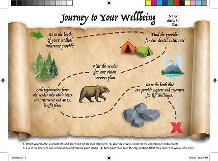Road Map to Your Wellbeing