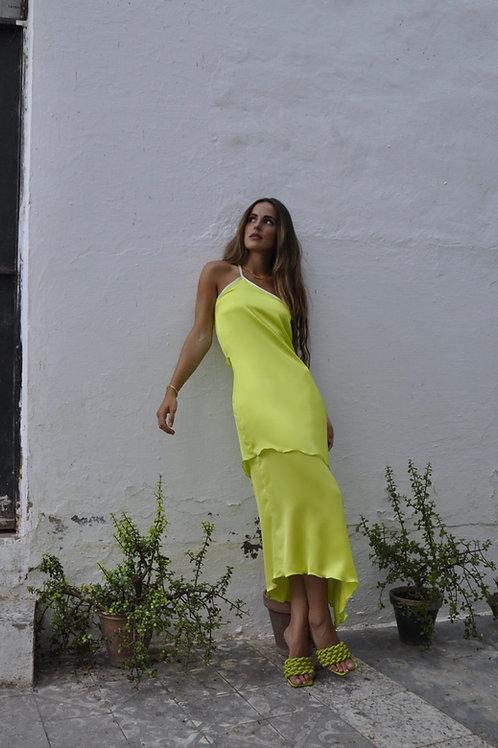 LA FLACA DRESS • Mojito Version