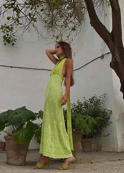 EL PASO dress • Lima