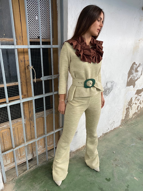 LA YEDRA SET (TOP/PANTS)