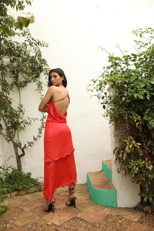 LA FLACA • Red version