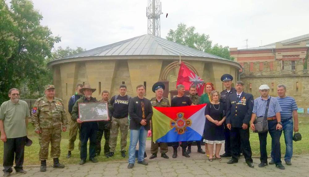 День добровольца в г. Кисловодске