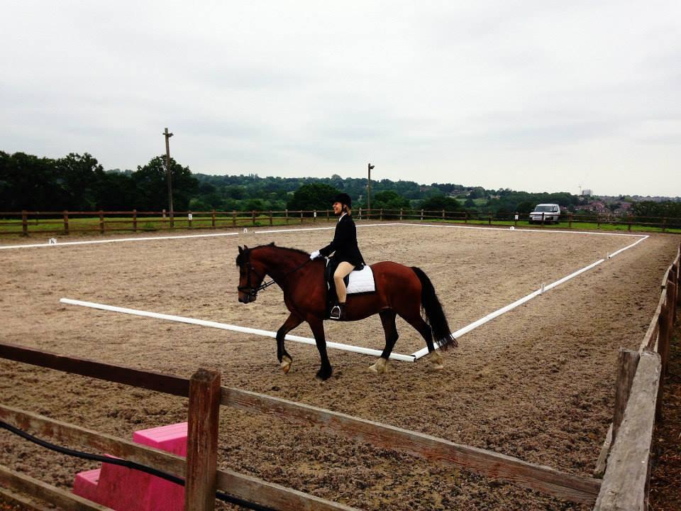 Riding Lesson - 45 mins