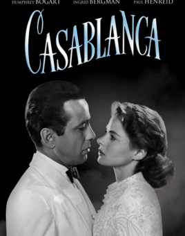 10 Movies To Watch With Your Sweetie: Casablanca