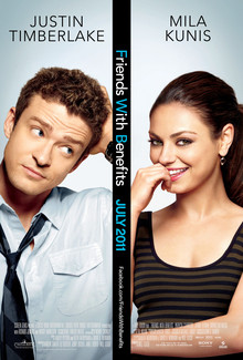 10 Movies To Watch With Your Sweetie: Friends With Benefits