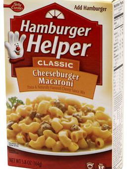 The Perfect Hamburger Helper Recipe