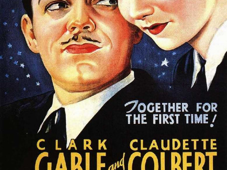10 Movies to Watch With Your Sweetie: It Happened One Night.