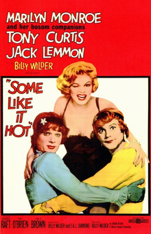 THE 28: #5, SOME LIKE IT HOT