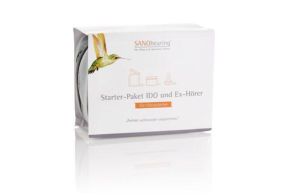 Starter-Paket für HdO Systeme mit Otoplastik