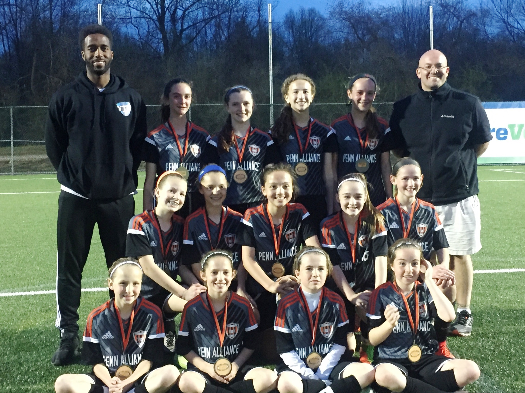 Our 05 Girls!