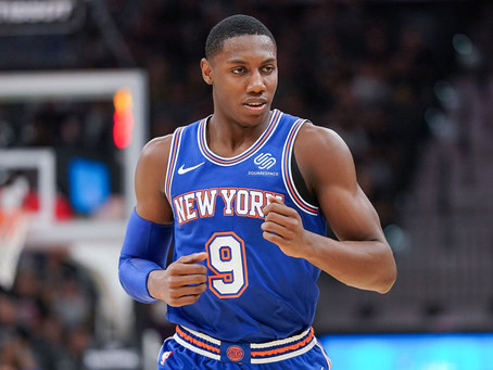 Rookie Watch 2019-2020: RJ Barrett