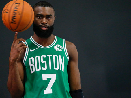 Jaylen Brown In The Hunt For Most Improved? Here's How.