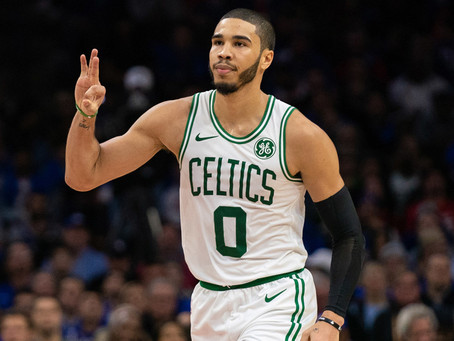 You May Not See It, But Jayson Tatum Is Growing