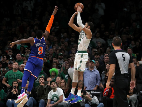 """The Evolution of Jayson Tatum As Told By Kanye West's """"Monster"""""""