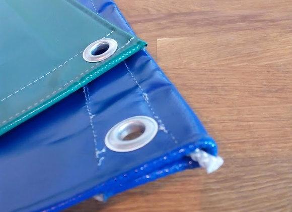Zakrývací plachta PVC 650g/m2 - 3 x 6 m