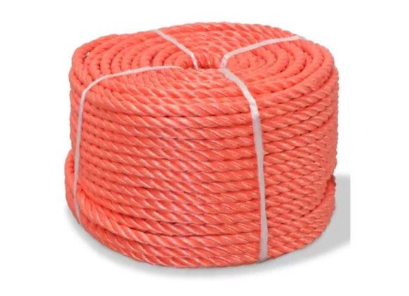 Kroucené lano, polypropylen, 6 mm, 200 m