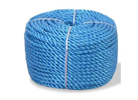 Kroucené lano, polypropylen, 8 mm, 200 m