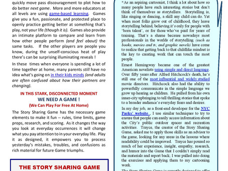 April Catering2Us Newsletter --- WHY?