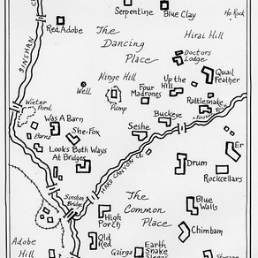 References: The Maps of Ursula K. Le Guin