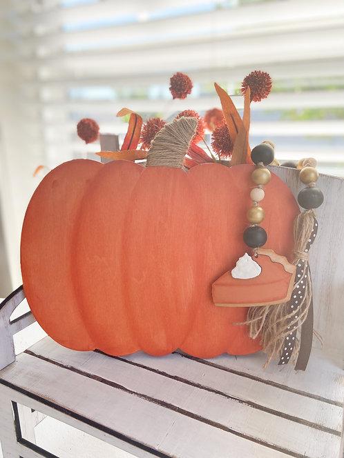 Pumpkin Pie Set