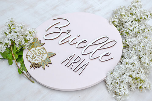 The Brielle Sign