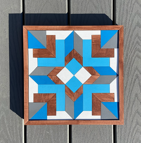 Wooden Quilt Signs