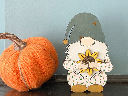 Wooden Mini Gnomes