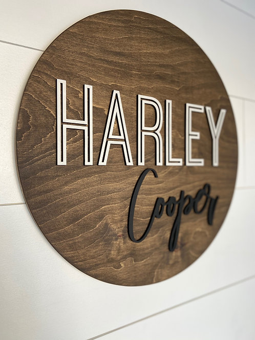 The Harley Sign