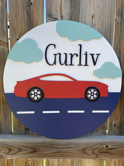 The Gurliv Sign