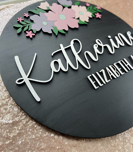 The Katherine Sign