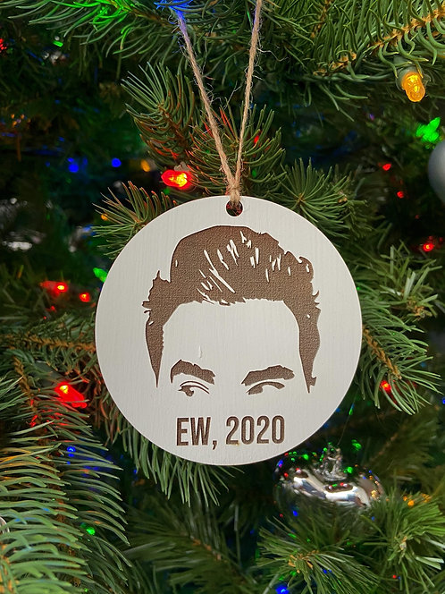 Ew, 2020 Ornament