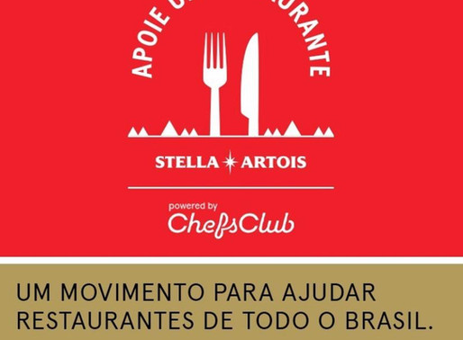 Movimento #apoieumrestaurante