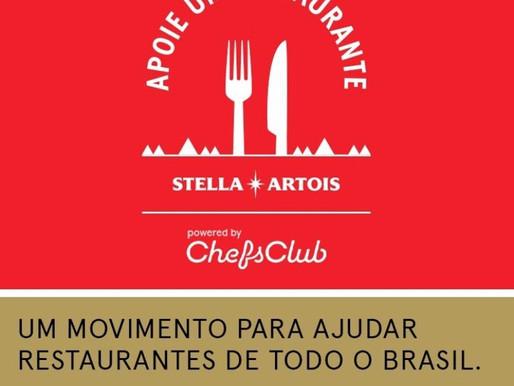 Movimento #apoieumrestaurante