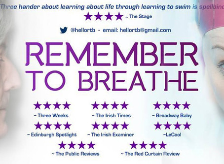 Remember to Breathe - (Breathes again)