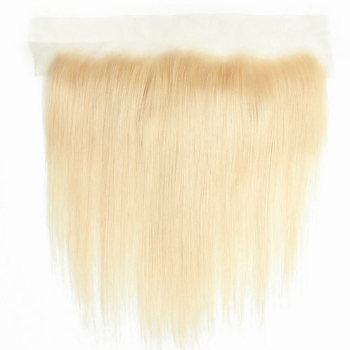 Russian Blonde Silky Straight Frontals