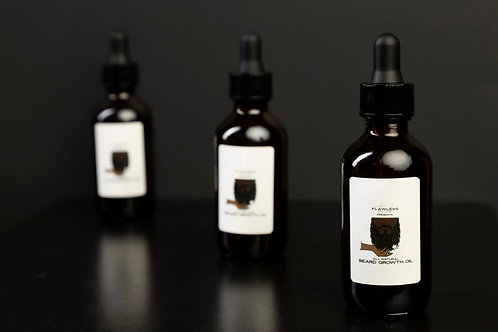 All Natural Beard Growth Oil