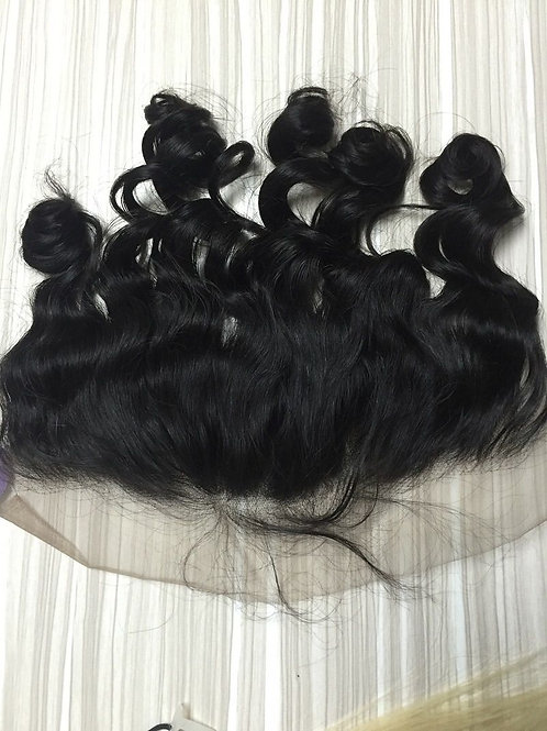 Exotic Wave Frontals