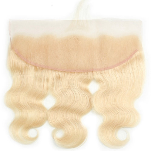 Russian Blonde Body Wave Frontals