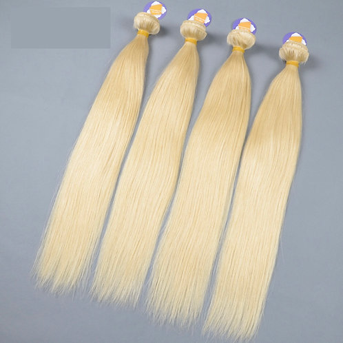 Russian Blonde Silky Straight