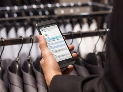 Benchmark Retail Services speeds up report creation with WorkMobile