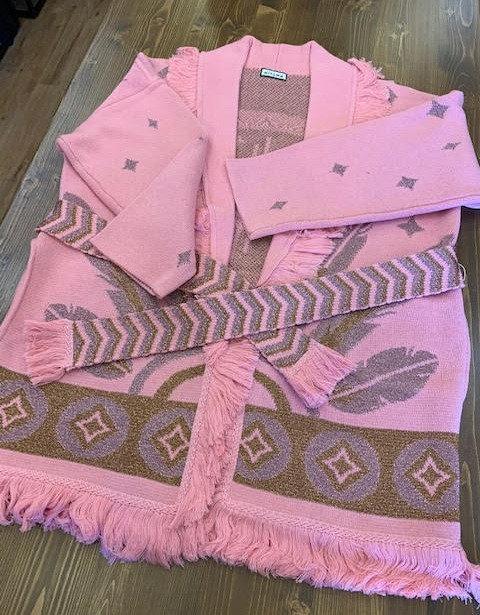 MITAWA Pink Lurex