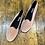 Thumbnail: Friulane di velluto color rosa antico