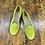 Thumbnail: Friulane Velluto color pistacchio
