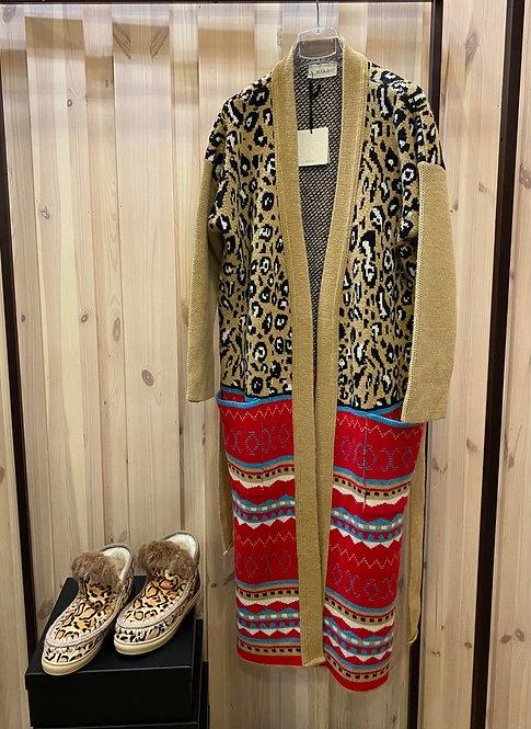 Cardigan Vicolo in lana