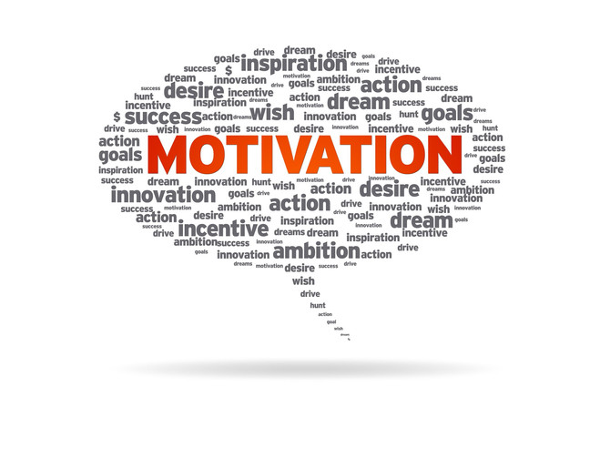 Are you positively motivating yourself?