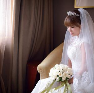 [新娘秘書 | 婚攝Andy濬瑋] 湘玲新娘-禕璇 結婚婚禮紀錄 (教會婚禮儀式)
